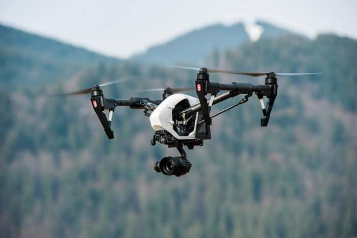 高解像度カメラによる動画・静止画の空撮