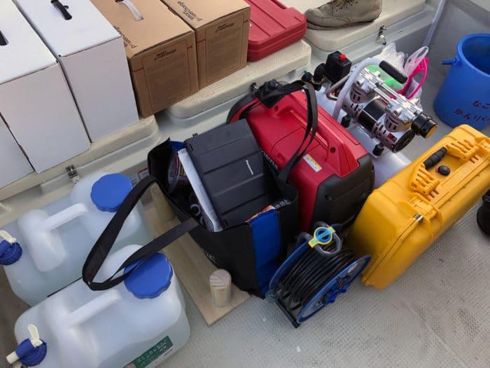水中ドローンを使った水中調査サービスの開始