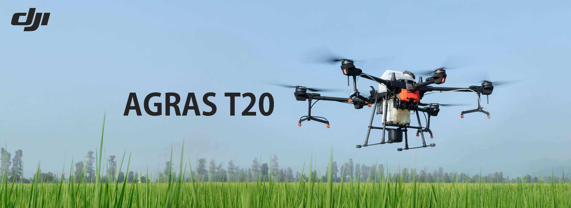 DJI AGRAS T20